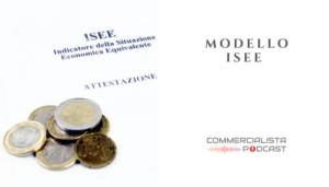 Il modello ISEE, Indicatore della Situazione Economica Equivalente
