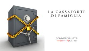 La cassaforte di famiglia e la società semplice